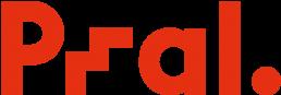 Principal construcciones logotipo naranja