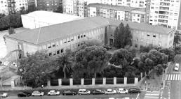 Foto del instituto Goya en la actualidad